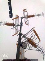 NAJTANIEJ montaż anten Szybkie Ustawianie,naprawa,serwis,gwarancja 24h