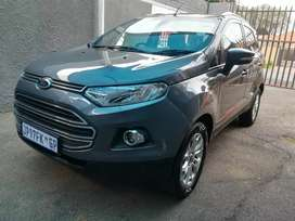 2015 Ford Fcosport 1.5 Has