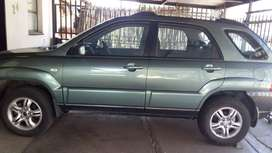 Kia Sportage 2l Petrol Manual , 2007 .. Not running ( Engine Problem )