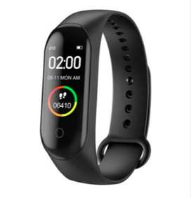 Smart Watch - M4 - Heart-Rate Monitor