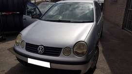 VW Polo Classic 2002 1.6i spares for sale.