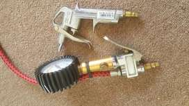 pneumatic tools - air duster & tyre inflator
