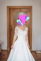 VIta-Piękna suknia ślubna na sprzedaż