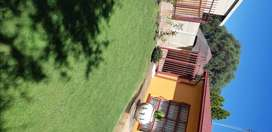 Inside room and outside room for rent in Secunda home