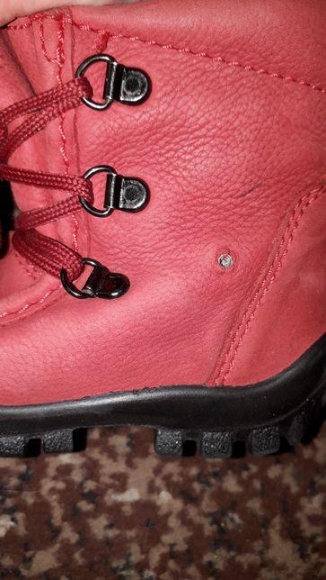 Ботинки(сапожки)GORE-TEXдемисезонные на девочку Кривой Рог - изображение 3