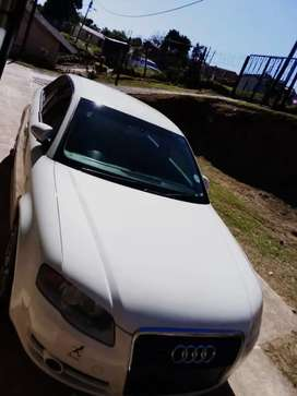 I'm selling my Audi A4 2.0. The car stil in good condition