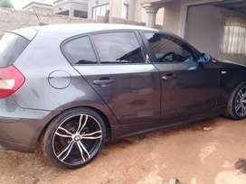 Selling my BMW 1series good conditions