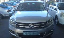 2012 VW Polo Tiguan 2.0 Engine Capacity with Automatic Transmission,