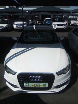 2014 Audi A6 Diesel 2.0l S-line - with full service history
