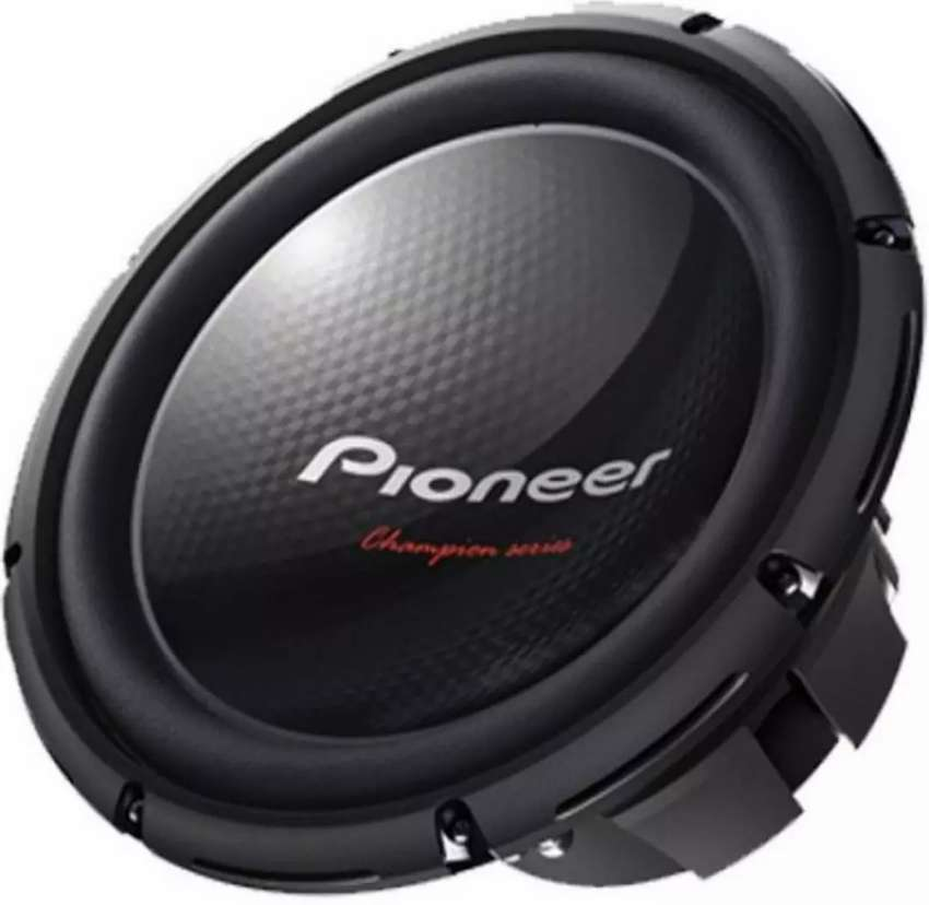 Pioneer 2000w double coil woofer 0