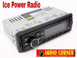 Ice Power Decless car radio New