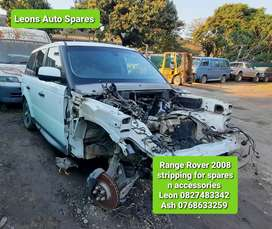 Range Rover Sport stripping for spares