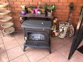 Forso fireplace