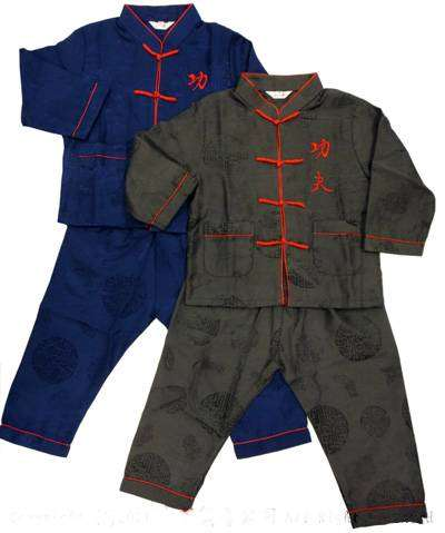 Kongfu suits for kids 0