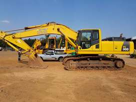 OPEN FOR OFFERS Pc300-8 Excavator