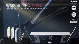 AKG Pro Wireless UHF systems for Guitar and Bass for sale