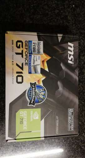 Gt 710 Graphics Card