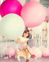Огромные шары гиганты 80 см (фотозона, шарики, декор)
