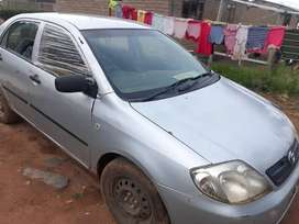 Toyota Corolla Silver(Cockroach) for Sale in Mangaung