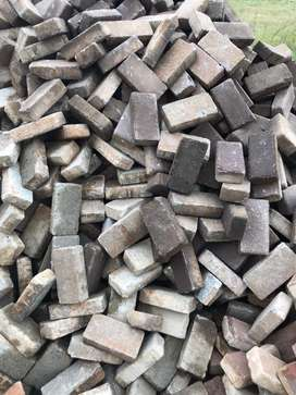 Used bevel paving