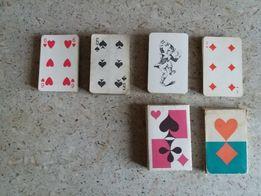 Колода игральных карт 1975 и 1995 годов СССР