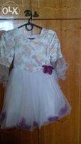 Выпускное платье для д/сада
