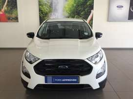2020 FORD ECOSPORT 1.5 TiVCT AMBIENTE MANUAL