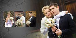 Весільна відеозйомка, фотозйомка в м. Ковель. Сайт - FOTOUKR.com