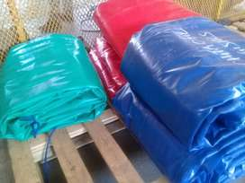 TOP QUALITY 9M X 9M TRUCK COVERS/TARPAULINS AND CARGO NETS