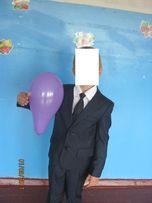 Школьный костюм на мальчика, 6-8 лет, двое брюк