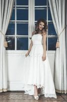 Suknia ślubna Columbia projektu Violi Piekut, z salonu Angel. rozm.34