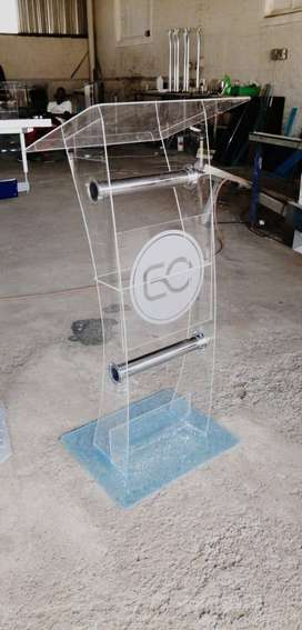 Low Budget? Talk to us. Pulpits/ Podiums/ Lecterns