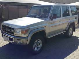 2007 TOYOTA LAND CRUISER 76 4.2D S/WAGON WITH 326000km
