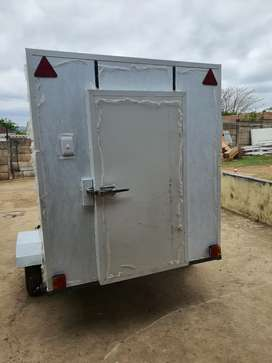 New mobile cold room/chiller room