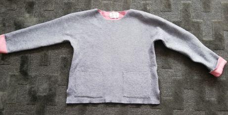 Sweterek firmy Zara Girls rozmiar 128 Kielce - image 1