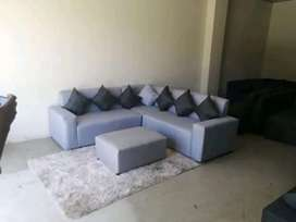 Brand new corner couches for sale right at the factory for R3500
