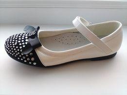 Туфли туфлі для девочки Шалунишка 31-36 р.