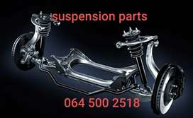Suspension parts for all vehicles