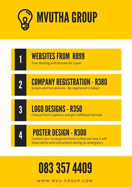 Websites from R899