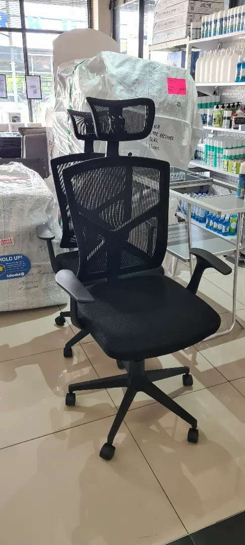 Manager Office Chair with head rest 0