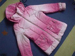 Красивая теплая зимняя куртка SNOWCREST р. 42- 44 (Новая)