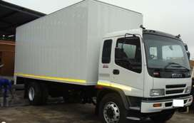 8 Ton truck for hire or rent