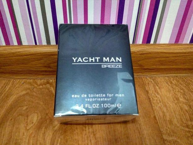 Yacht Man Breeze туалетная вода для мужчин, отличный подарок мужу отцу
