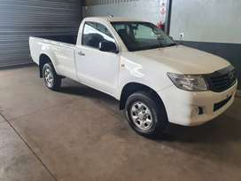 Toyota Hilux D4D SRX high rider with diff lock