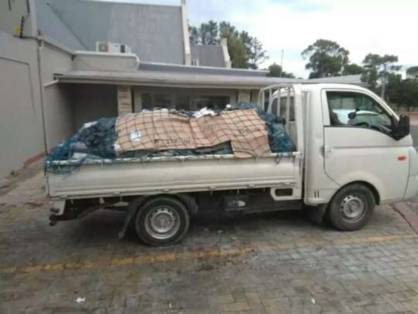 RUBBLE AND FURNITURE REMOVALS ETC