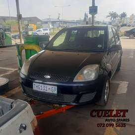 Ford Fiesta 2007 now breaking up parts