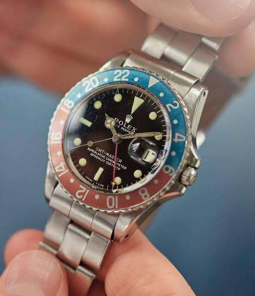 sell your old rolex watches