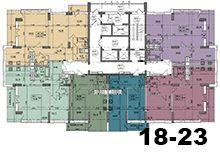 2х кімнатна квартира по вул. Якуба Коласа, 2б