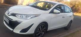 TOYOTA YARIS WITH SERVICE BOOK IN EXCELLENT CONDITION