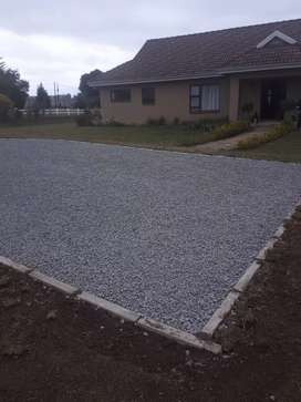 DRIVEWAYS and PARKINGS